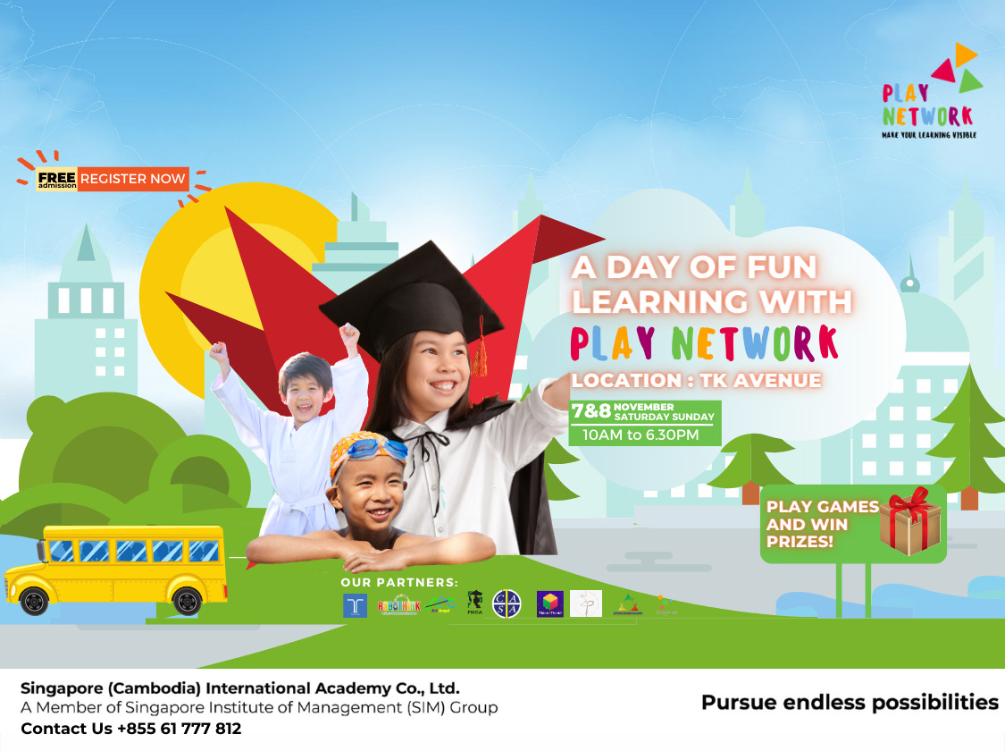 A Day of Fun Learning with Play Network