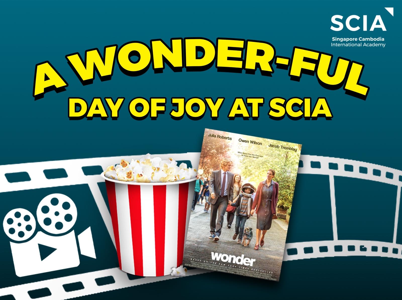 SCIA Movie Day