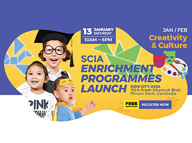 event at kids city asia