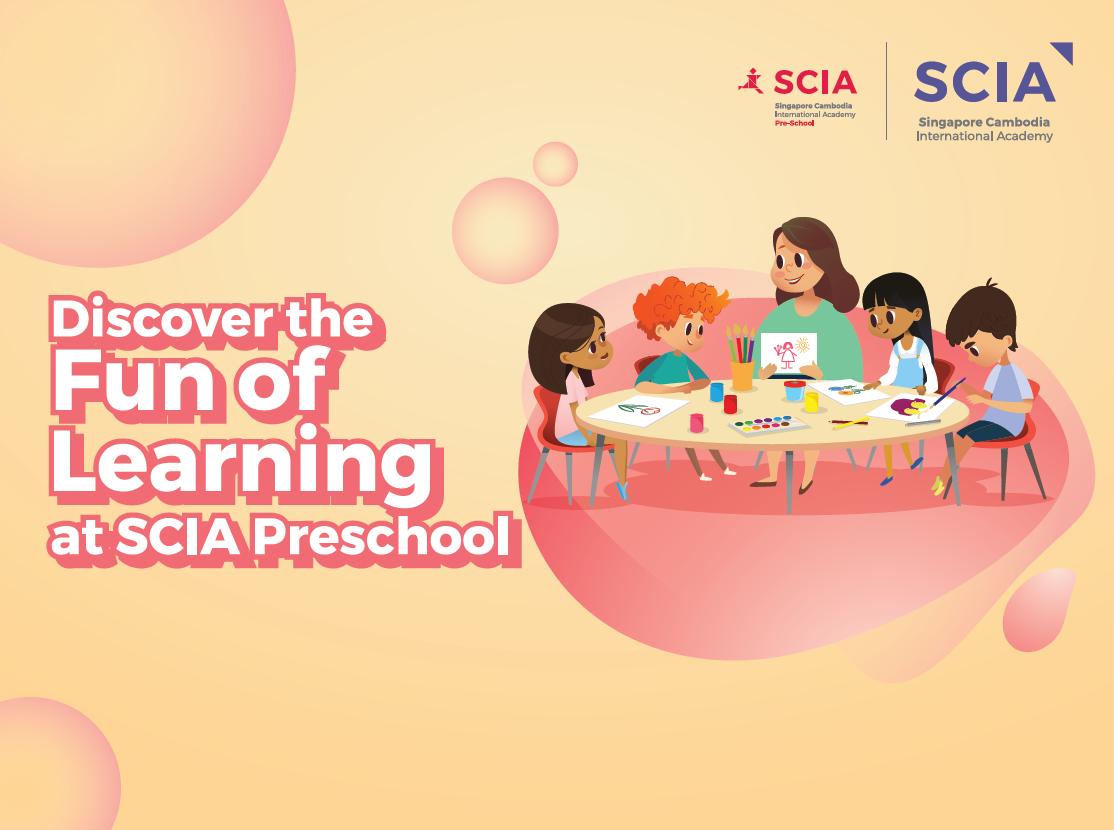 SCIA Pre School Fun Learning