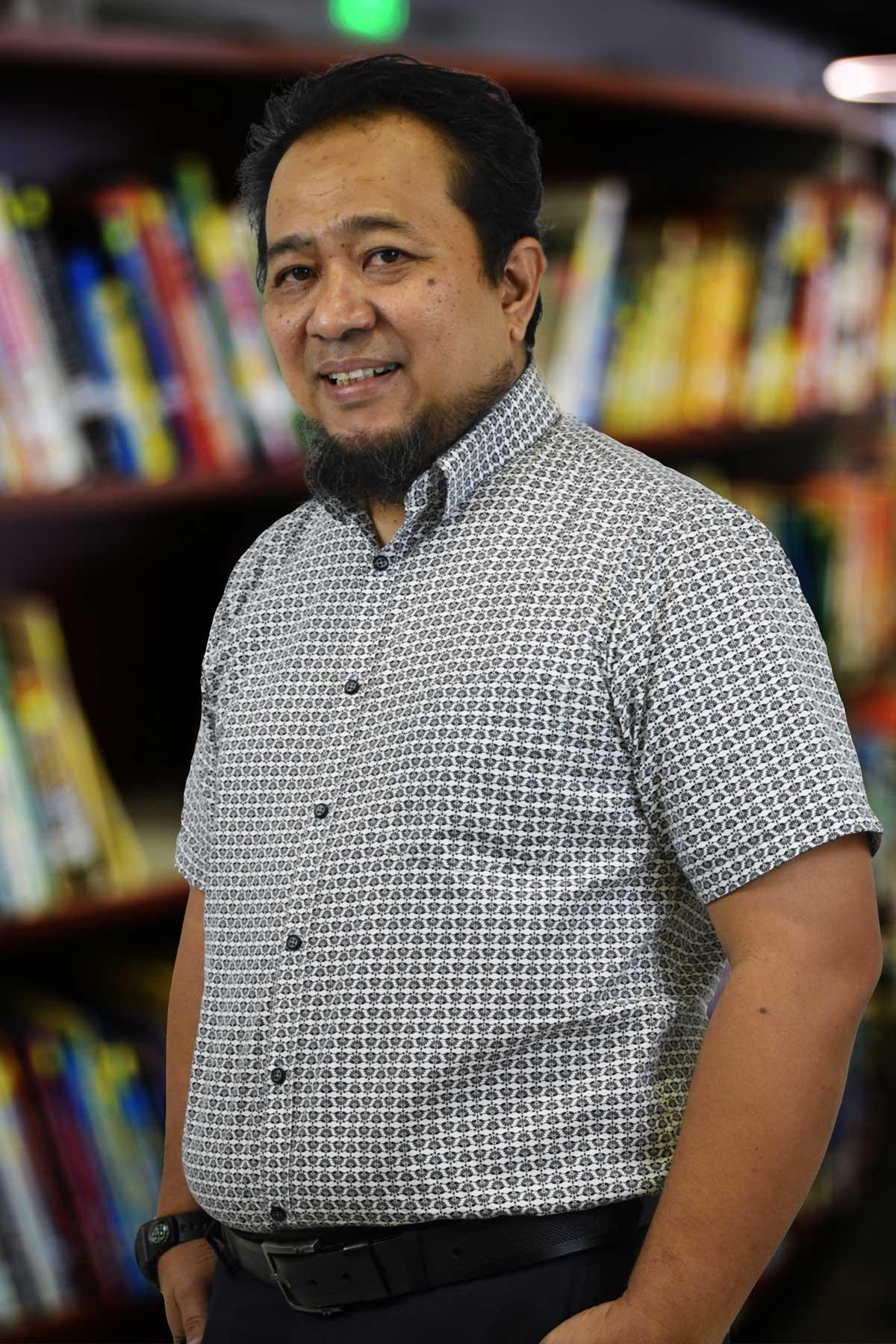 Mr. Hafizi Bin Senen