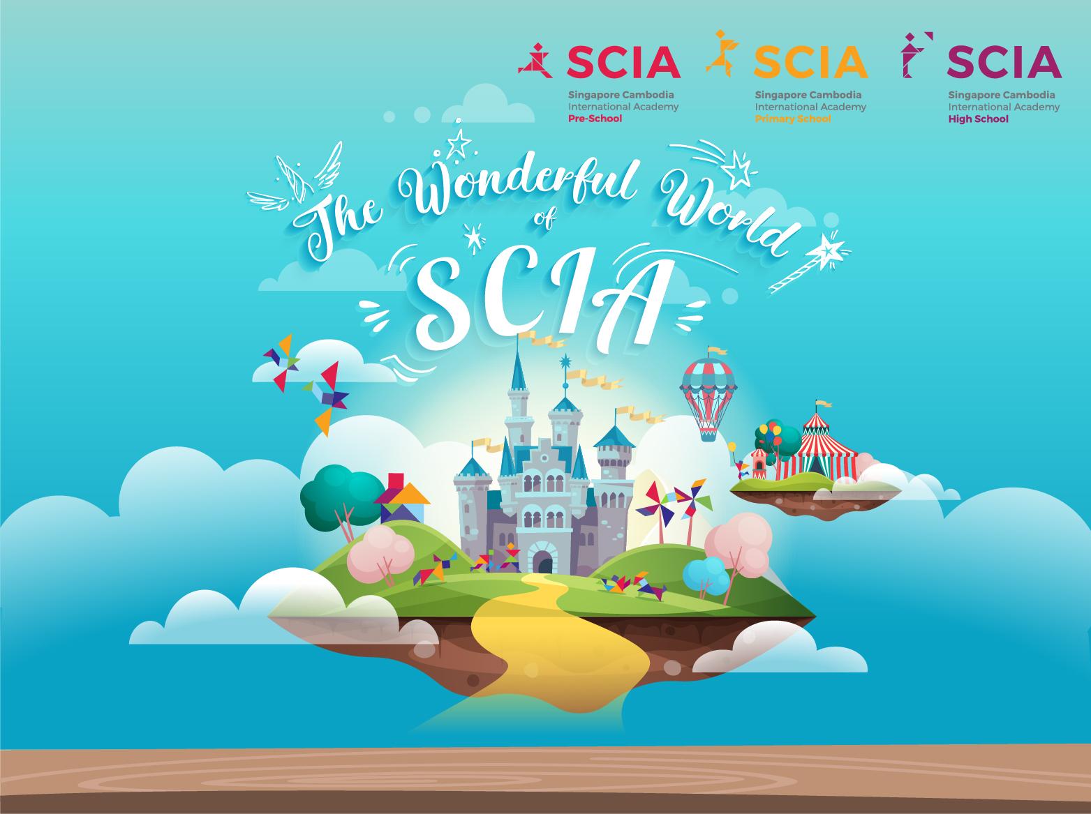 Anussa SCIA Kids Fair Event