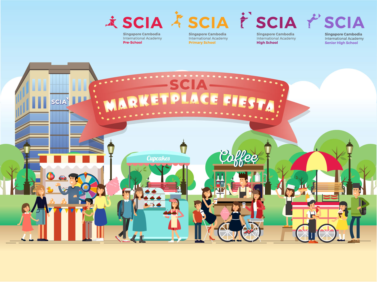 Fund raising marketplace