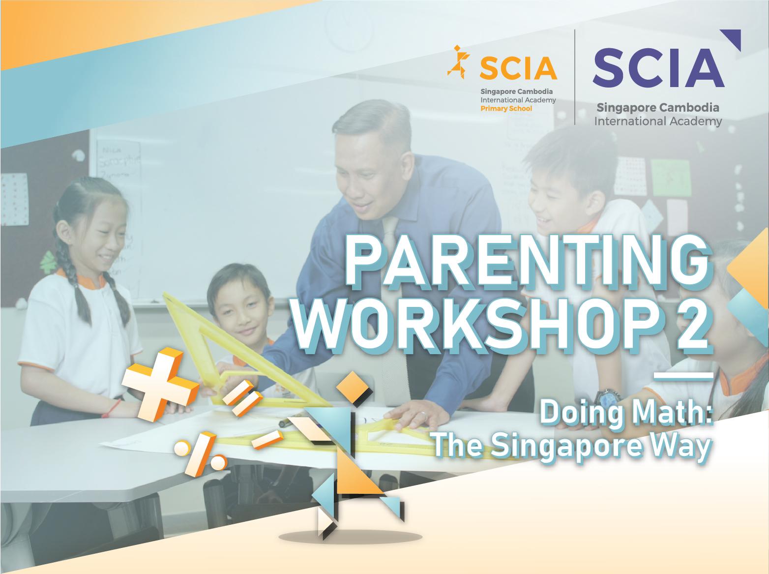 Singapore Math Event