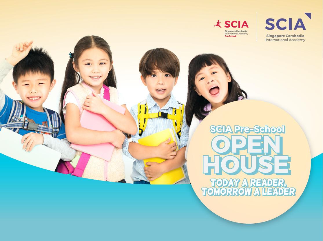 SCIA Pre School Open House