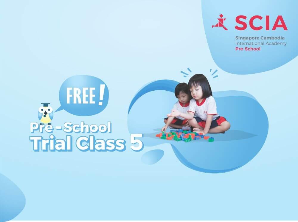 SCIA Pre School Trial Class