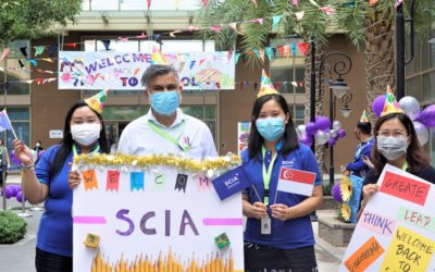 SCIA Drive-Thru Parade to Welcome New Academic Year, Khmer Times