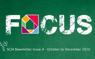 SCIA Quarterly Newsletter – October to December 2020