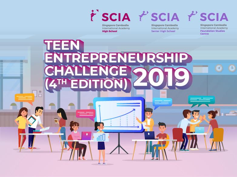 Teen Entrepreneurship Challenge 2019