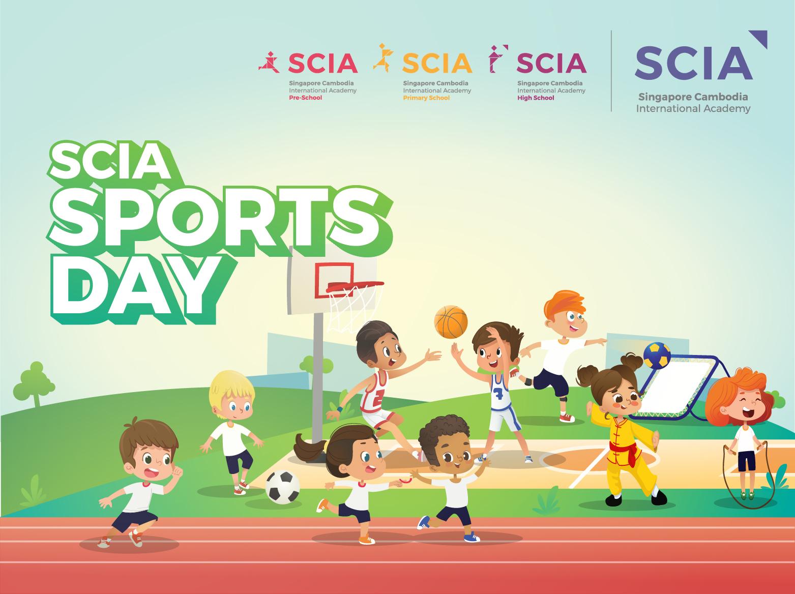 Sports Day SCIA
