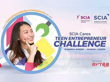teen entrepreneurship challenge scia