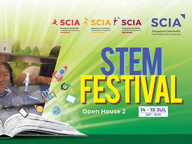 stem festival event