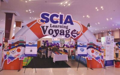 SCIA Learning Voyage at 6th Annual Kids Fair & Family Expo, Phnom Penh Post