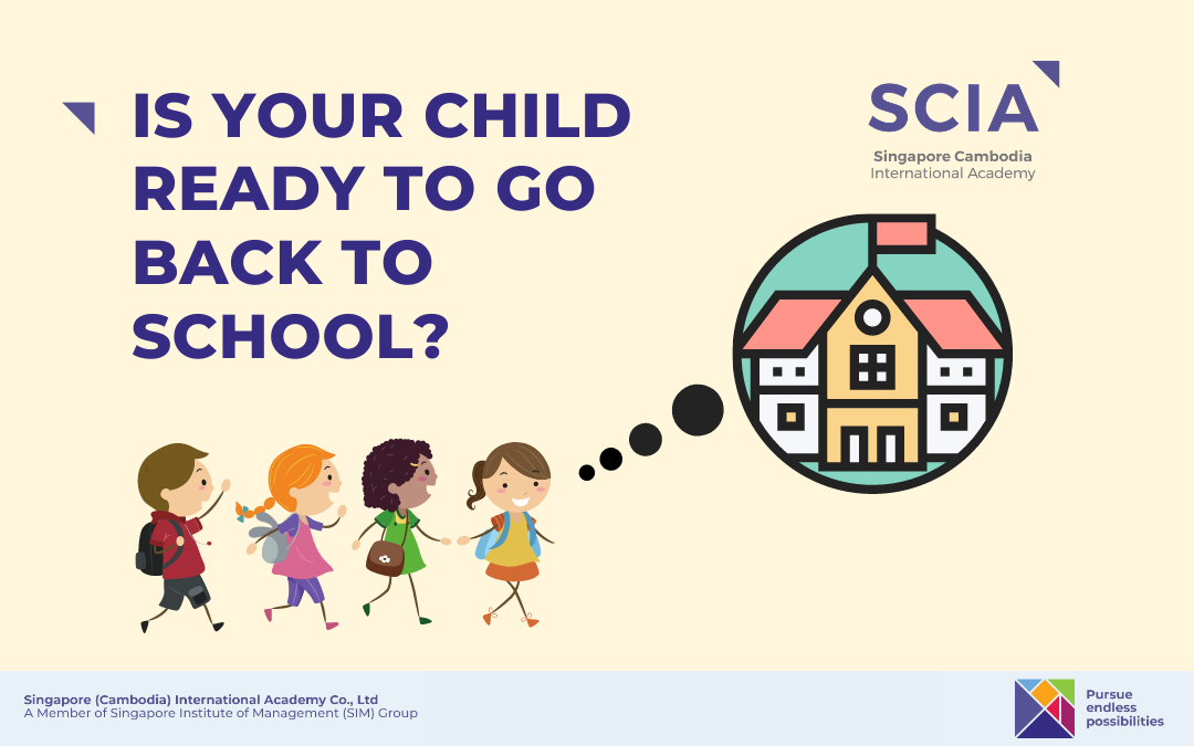 Is Your Child Ready to Go Back to School?