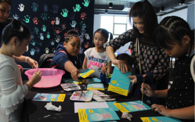 SCIA Opens Inaugural Learning Village, Phnom Penh Post